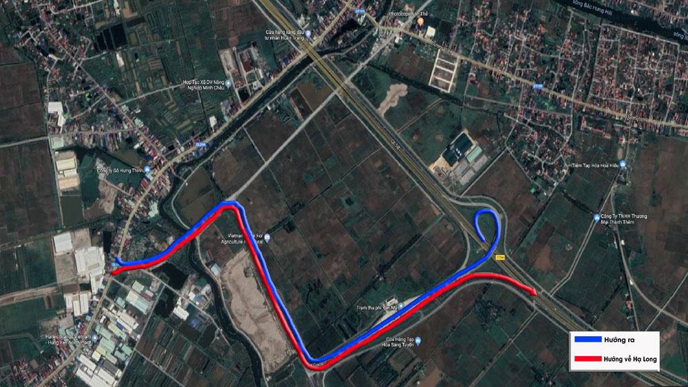 Lộ trình Hà Nội đi Hải Phòng - Quảng Ninh theo cao tốc mới