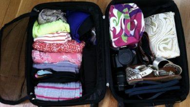 Photo of Bỏ túi cách gấp quần áo khi đi du lịch