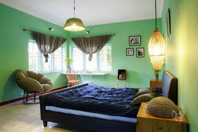 Home of Dreamers không gian tươi mới nhưng cũng có nét cổ điển