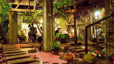 Các nhà hàng có không gian đẹp tại Hà Nội