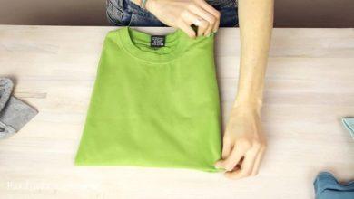 Photo of Cách gấp quần áo tiết kiệm diện tích khi đi du lịch