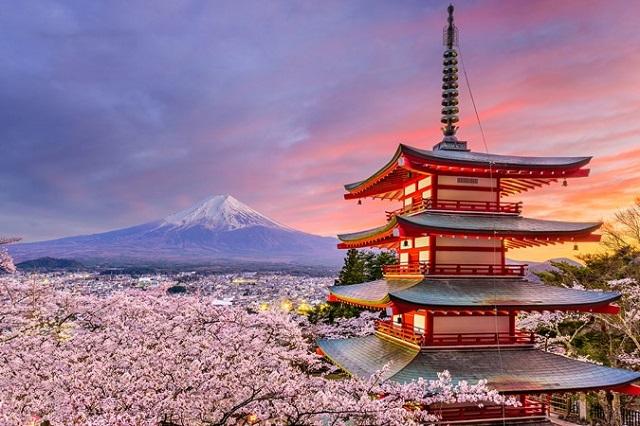 Bạn luôn muốn được đi du lịch đến Nhật Bản - đất nước mặt trời mọc