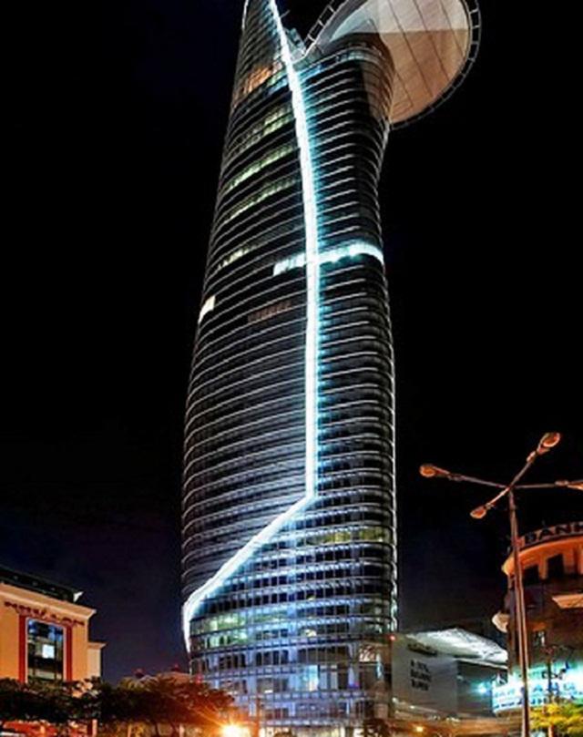 Tháp Bitexco là biểu tượng của thành phố mang tên Bác