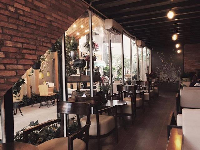 MiA Garden Coffee đúng với danh đẹp nhất quận 2