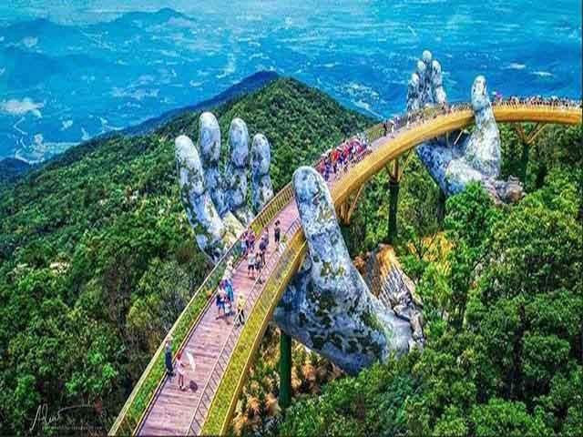 Đà Nẵng là địa điểm du lịch nổi tiếng, được nhiều người lựa chọn khi đi du lịch