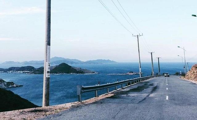 Với độ trong sạch và yên tĩnh bãi biển Đại Lãnh được xem là điểm nhấn của tỉnh Khánh Hòa