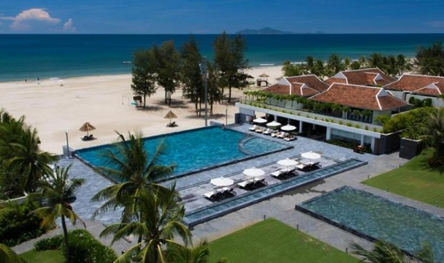 Tại đây bạn sẽ được trải nghiệm resort xanh và mát mẻ nhất Đà Nẵng