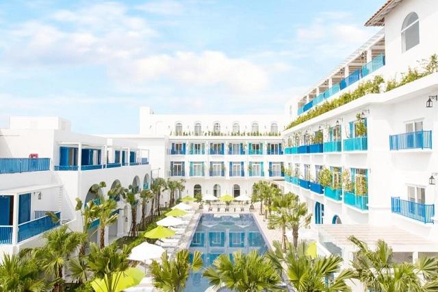 Risemount Resortlà một trong những resort 5 sao mới và hiện đại của Đà Nẵng