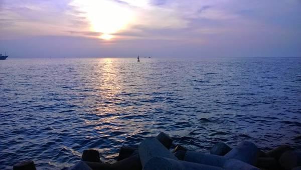 Đảo Phú Quốc bình yên đến lạ khi bình minh lên