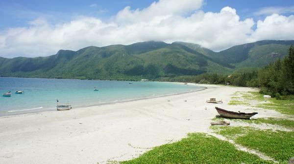 Côn Đảo với không gian thiên nhiên trong xanh