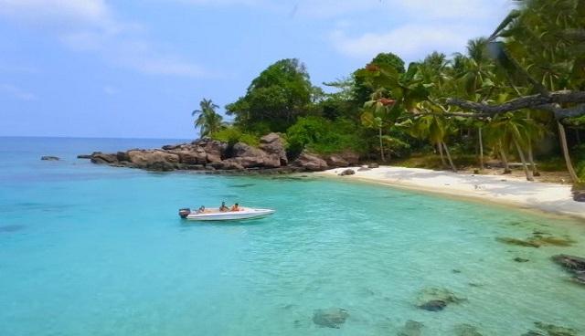 Đảo Phú Quốc là đảo lớn nhất ở Việt Nam, được gọi với cái tên khác đó là Đảo Ngoc