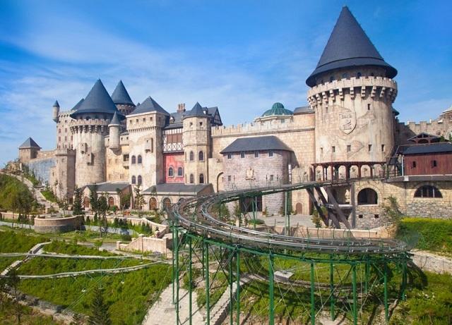 Là một trong những kiến trúc của thời cổ xưa, Làng Pháp sở hữu nét đẹp tuyệt vời