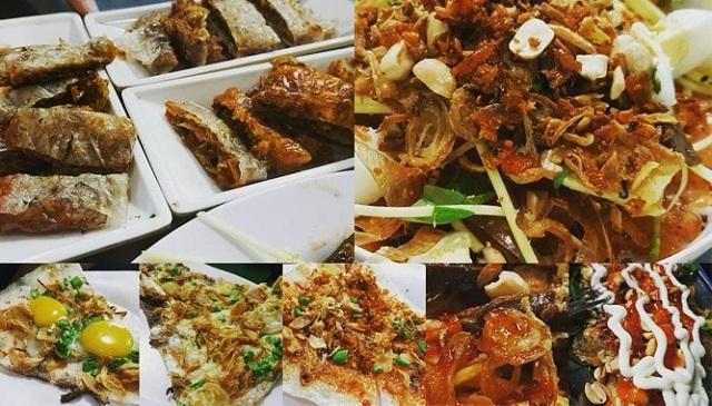 Đến với chuỗi Phố Cổ Đà Nẵng du khách sẽ được thỏa thích thưởng thức những món ăn đặc trưng của Miền Trung