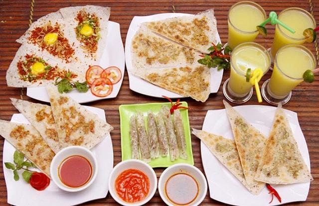 Đến Đà Nẵng mà không thưởng thức món Bánh kẹp thì sẽ thật đáng tiếc
