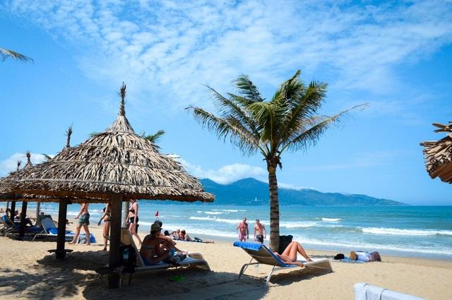 Thành phố biển Đà Nẵng với không gian xinh đẹp