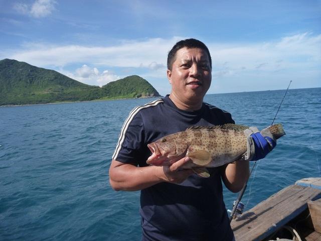 Bạn sẽ được trải nghiệm cảm giác câu cá cùng ngư dân tại Cù Lao Chàm