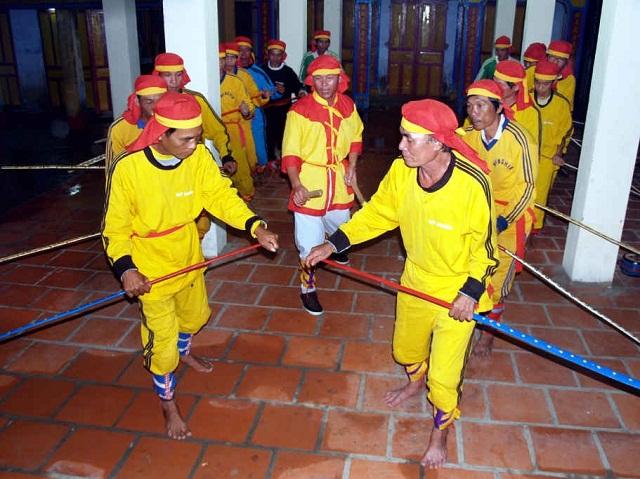 Lễ hội cầu ngư là lễ hội lớn của Cù Lao Chàm