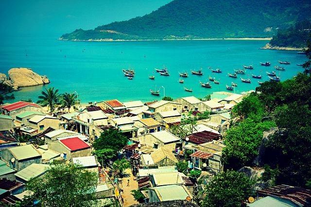 Cù Lao Chàm là một địa điểm du lịch của nhiều du khách lựa chọn