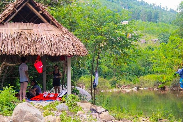 Ở Hòa Phú Thành bạn có thể thuê tròi nghỉ ngơi