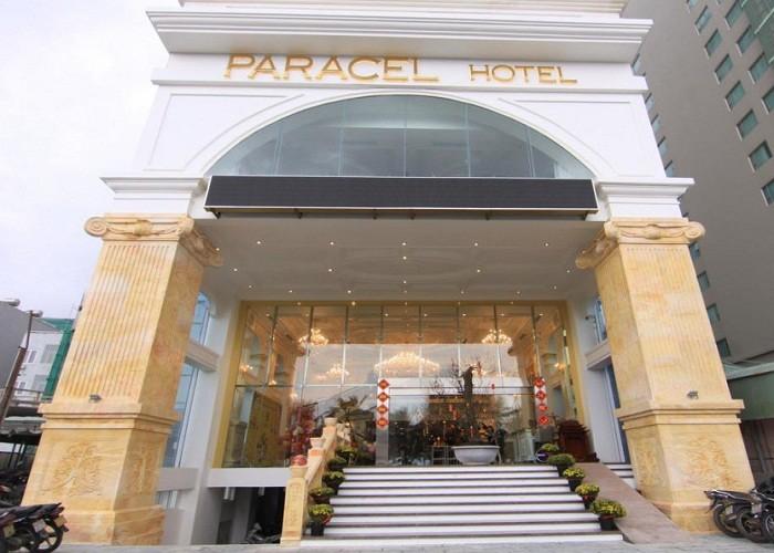 Khách sạn Paracel là khách sạn độc đáo được dát vàng 24k ở những phòng Golden Royal
