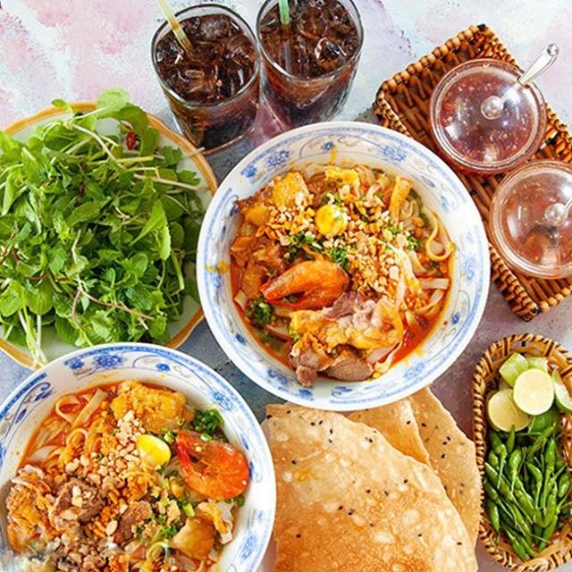 Mì Quảng là món ăn mà du khách nhất định phải thử khi đến Đà Nẵng
