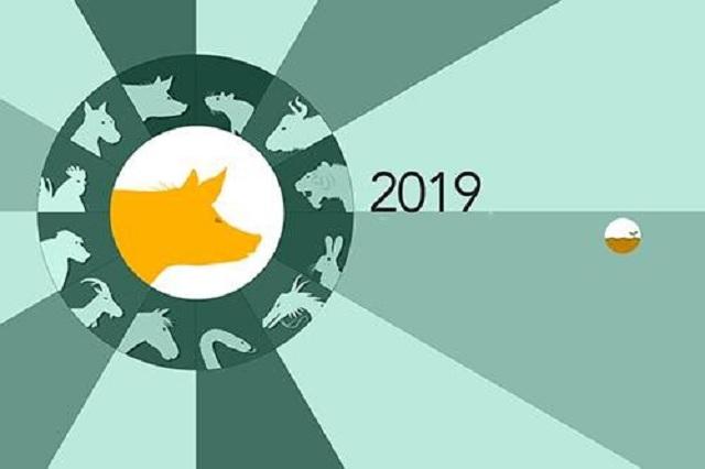 Năm 2019 là năm Kỷ Hợi, là con giáp cuối cùng trong 12 con giáp