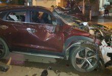 Photo of Cảnh sát giao thông Sơn La gây tai nạn liên hoàn khiến 3 ô tô biến dạng