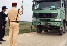 Photo of Từ 21/1, CSGT có quyền kiểm soát tất cả xe tải và xe khách