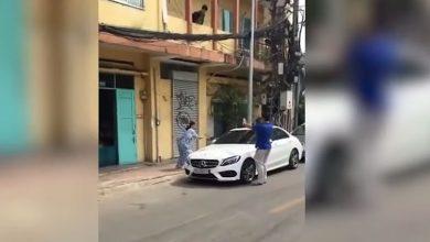 Photo of Người phụ nữ cầm búa đập phá xe Mercedes-Benz tiền tỷ nói gì?