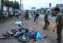 Photo of Khen thưởng 7 cá nhân cứu người, bảo vệ hiện trường vụ tai nạn
