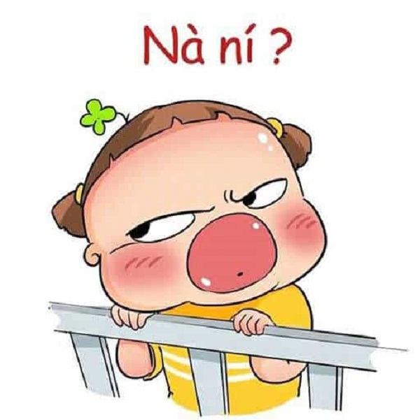 """Nà ní nghĩa là gì? Khi nào nên dùng """"Nà ní"""" trên Facebook?"""