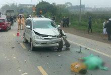 Photo of Ô tô 7 chỗ lấn làn đâm trực diện xe máy khiến 2 người t-ử vong tại chỗ