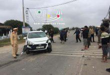 Photo of Tai nạn liên hoàn ở Nam Định khiến 1 cô giáo nguy kịch