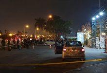 Photo of Tài xế taxi bị sát hại trước SVĐ Mỹ Đình với vết cắt sâu trên cổ