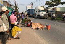 Photo of Người dân truy đuổi xe container cán chết người rồi bỏ chạy