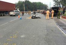 Photo of Người dân truy đuổi xe container tông chết người rồi bỏ chạy