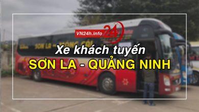 Photo of Xe khách tuyến Sơn La – Quảng Ninh (Cẩm Phả, Móng Cái, Bãi Cháy)