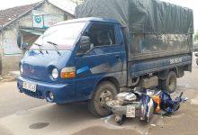 Photo of Cảnh sát nổ súng trấn áp xe chở gỗ đâm 2 CSGT bị thương