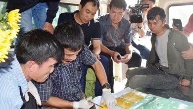 Photo of Triệt phá đường dây dùng xe tang, tiểu sành vận chuyển ma túy