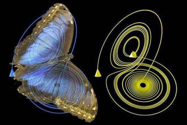 Hiệu ứng cánh bướm cho chúng ta thấy một yếu tố nhỏ bé có thể làm thay đổi cả một cục diện