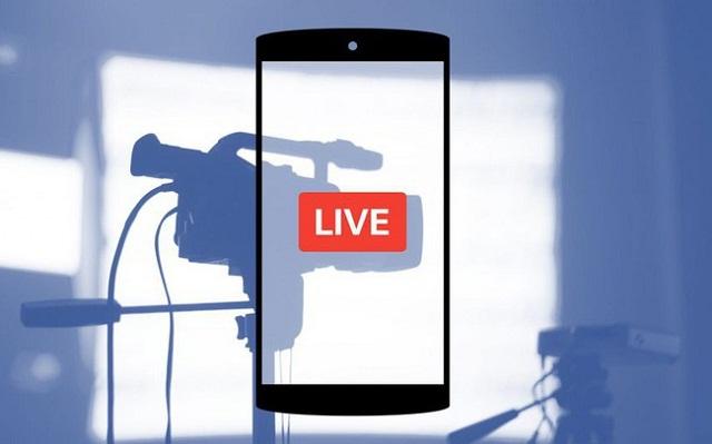 Live stream facebook được thực hiện với nhiều thao tác đơn giản