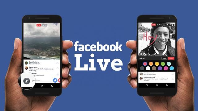 Live sttream facebook là một trong những tính năng được ưa chuộng sử dụng nhất hiện nay