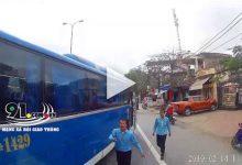 Photo of VIDEO: Tài xế và phụ xe khách hung hăng rút típ đòi đánh lái xe container