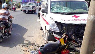 Photo of Xe cứu thương gây tai nạn khiến thai phụ 7 tháng mất con