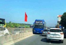 Photo of Xử lý nghiêm xe khách ngang nhiên chạy ngược chiều trên Quốc lộ 1A