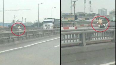 Photo of CSGT lái xe công vụ ngược chiều ở Hà Nội: Có vi phạm luật giao thông?