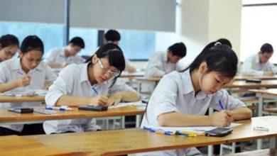 Photo of Phú Thọ bị lọt đề kiểm tra ngay trước buổi học kỳ môn Vật lí