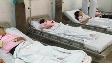 Photo of 44 học sinh tiểu học nhập viện do ăn nhầm bột thông bồn vệ sinh