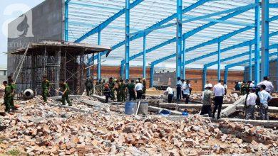 Photo of Sập tường công trình 400m2 đang xây dựng khiến 6 người thiệt mạng