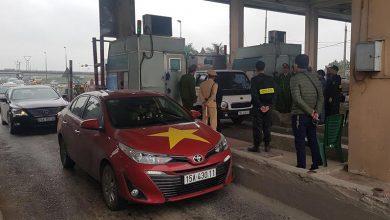 Photo of Siết chặt an ninh tại Trạm BOT Bắc Thăng Long – Nội Bài